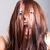 ハロウィン · 少女 · 怖い · 口 · 極端な · 女性 - ストックフォト © dukibu