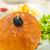hambúrguer · batatas · fritas · branco · prato · servido - foto stock © dutourdumonde