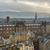 Edinburgh · panorama · budynku · zamek · Hill · Szkocji - zdjęcia stock © dutourdumonde