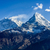 himalaya · paisaje · Nepal · himalaya · montanas · nubes - foto stock © dutourdumonde