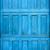 oude · Blauw · houten · deur · traditioneel · entree - stockfoto © dutourdumonde