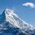 gündoğumu · dağ · Nepal · güney · orman · manzara - stok fotoğraf © dutourdumonde