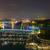 singapore marina at night stock photo © dutourdumonde