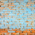 blue painted brick wall stock photo © dutourdumonde