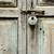 velho · porta · trancado · confuso - foto stock © dutourdumonde