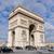 Arco · do · Triunfo · Paris · arco · triunfo · pormenor · França - foto stock © dutourdumonde