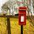 brytyjski · typowy · czerwony · odizolowany · biały - zdjęcia stock © dutourdumonde