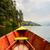 barque on phewa lake in pokhara stock photo © dutourdumonde