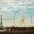 the ferris wheel and the eiffel tower in paris stock photo © dutourdumonde