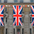 three union jack flags stock photo © dutourdumonde