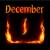 pierwszy · grudzień · kalendarza · 3d · czasu · czerwony - zdjęcia stock © dvarg