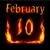 Calendar of Fire stock photo © dvarg