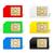 sim card set stock photo © dvarg