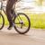 bike rider on the street stock photo © dzejmsdin