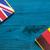 Germany and British flag stock photo © dzejmsdin