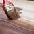 текстура · древесины · кисти · работа · по · дому · здании · строительство · краской - Сток-фото © dzejmsdin