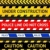 set caution tapes seamless strip warning line stock photo © ecelop