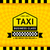 taxi · symbole · à · carreaux · affaires · route · ville - photo stock © Ecelop