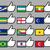bandeiras · fundo · assinar · viajar · país - foto stock © Ecelop