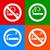 опасность · предупреждение · здоровья · безопасности · общественного · информации - Сток-фото © ecelop
