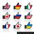Ucrânia · oficial · bandeira · projeto · mundo · assinar - foto stock © ecelop