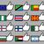 Mazedonien · offiziellen · Flagge · Sonne · Design · Welt - stock foto © ecelop