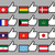 flags in the thumbs up 05 stock photo © ecelop