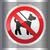 собака · символ · металлический · нержавеющая · сталь · лист · пластина - Сток-фото © Ecelop