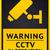 vídeo · etiqueta · cctv · cámara · 10 - foto stock © Ecelop