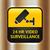cctv · símbolo · dorado · metálico · tecnología · información - foto stock © Ecelop