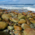 plage · cailloux · mer · espace - photo stock © ecopic