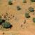 grup · mavi · çalışma · Güney · Afrika · saç - stok fotoğraf © ecopic
