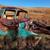 roestige · oude · vrachtwagen · wrak · uit · veld - stockfoto © ecopic