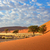 kum · Namibya · manzara · çöl · Afrika - stok fotoğraf © ecopic