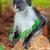 veszélyeztetett · piros · majom · erdő · szem · természet - stock fotó © ecopic