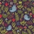 colorful seamless pattern with birds and flowers stock photo © ekapanova