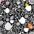 birds and cups seamless pattern stock photo © ekapanova