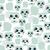 seamless pattern with funny skulls stock photo © ekapanova