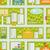 вектора · бесшовный · дороги · город · карта · аннотация - Сток-фото © ekapanova