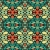 naadloos · psychedelic · ornament · mooie · patronen · vector - stockfoto © ekapanova