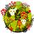 crânios · flores · flor · sorrir · crianças · jardim - foto stock © ekapanova