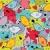 bonitinho · aves · vetor · sem · costura · textura - foto stock © ekapanova