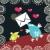 cute birds with the envelopes stock photo © ekapanova