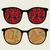retro · occhiali · da · sole · zucche · riflessione · isolato - foto d'archivio © ekapanova