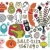 mix of different vector images and icons vol32 stock photo © ekapanova