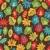 drăguţ · plantă · monsters · textură · fara · sudura · vector - imagine de stoc © ekapanova