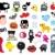 brinquedo · foguete · vetor · imagem · desenho · animado - foto stock © ekapanova