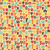 végtelenített · textúra · aranyos · robotok · barna · robot - stock fotó © ekapanova