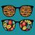 retro sunglasses with reflection in it stock photo © ekapanova