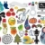mix of different vector images and icons vol22 stock photo © ekapanova